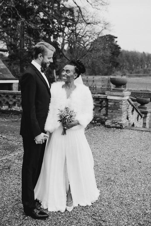 The Elvetham winter wedding