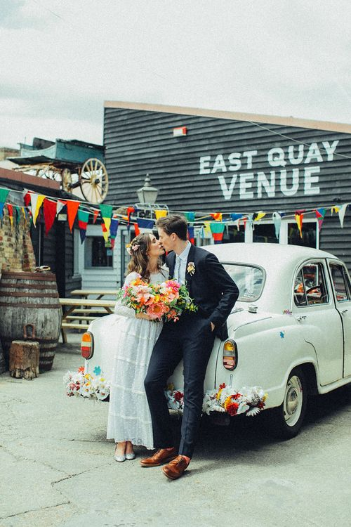 East Quay beach weddings venue