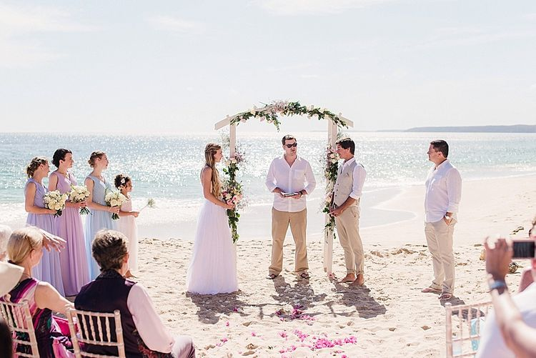 Portugal beach weddings ceremony