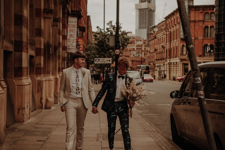Same sex Manchester elopement by Esme Whiteside Photography