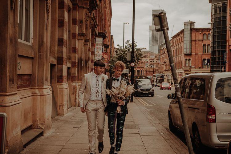 Manchester elopement wedding