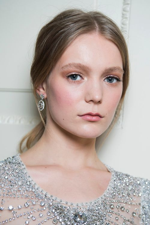Bobbi Brown Bridal Make Up For Jenny Packham Bridal Catwalk Show