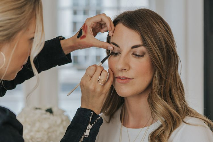 Bobbi Brown Bridal Make Up Demo From BB Pro Artist Amy Conway