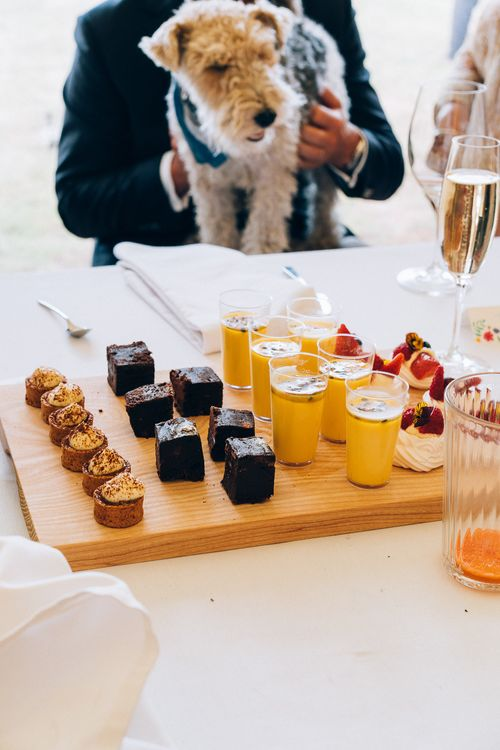 Mini Desserts For Wedding // Images By Casey Avenue Photography