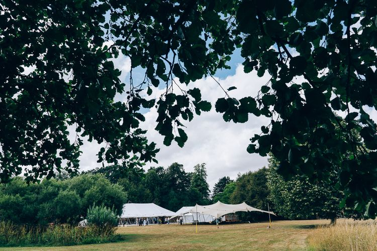 Marquee Wedding Country Estate //  Images By Casey Avenue Photography
