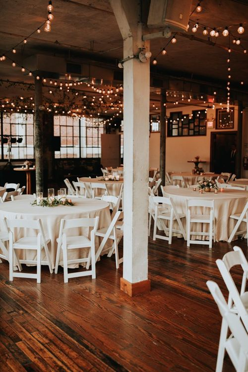 Wedding Reception at The Bride and the Bauer in Kansas City, MO