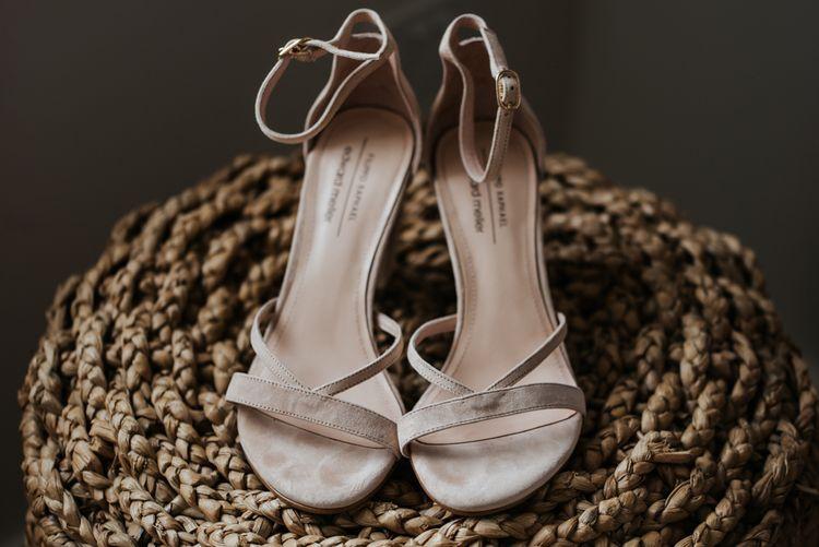 Edward Meller Bridal Shoes