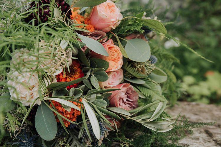 Wedding Flowers   Wedding Weekend at West Lexham Manor, Norfolk   Megan Duffield Photography