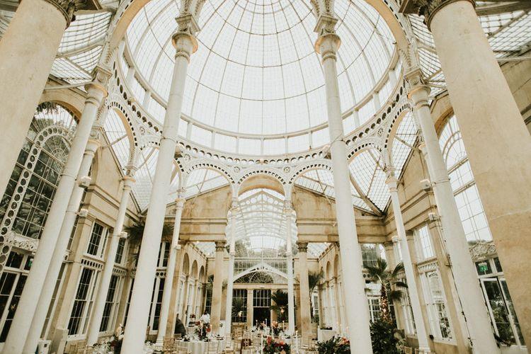 Architecture of Syon Park Orangery