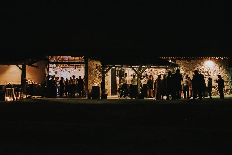 Weekend Wedding At Chateau Rigaud Bordeaux // Chiara Perano Lamplighter London // Catherine Deane Separates // Fern Edwards Photography // This Modern Revelry Film