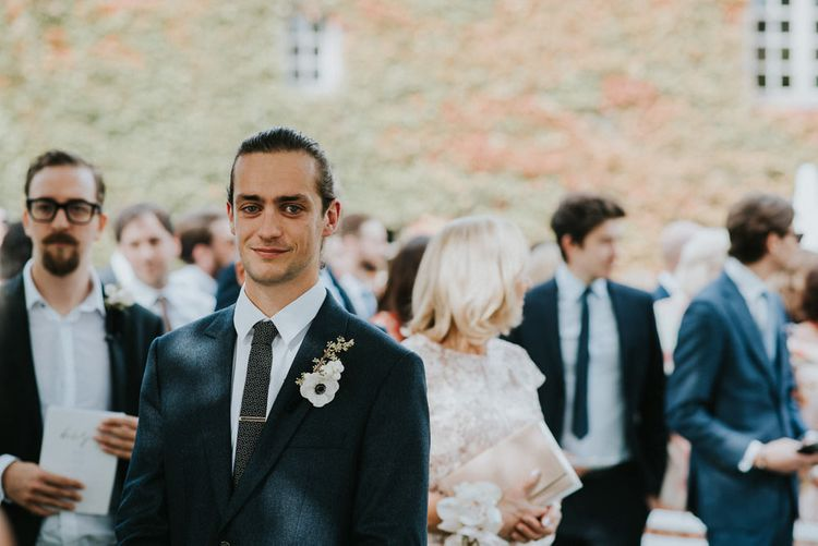 Weekend Wedding At Chateau Rigaud Bordeaux // Chiara Perano Founder Of  Lamplighter London // Catherine Deane Separates // Fern Edwards Photography // This Modern Revelry Film