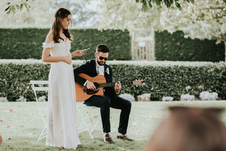 Acoustic Set For Wedding Ceremony