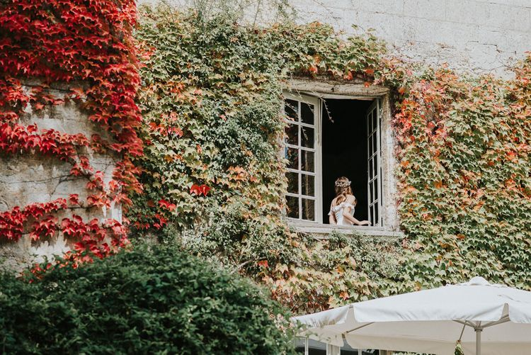 Late Summer Early Autumn Wedding At Chateau Rigaud