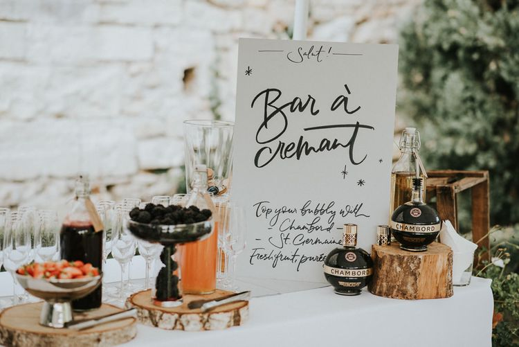 Personalised Bar Sign For Wedding