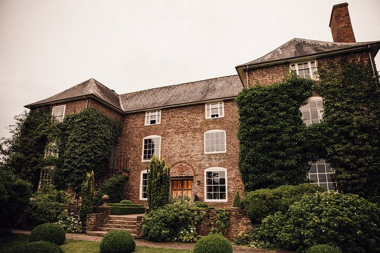 Dewsall Court wedding venue in Hereford