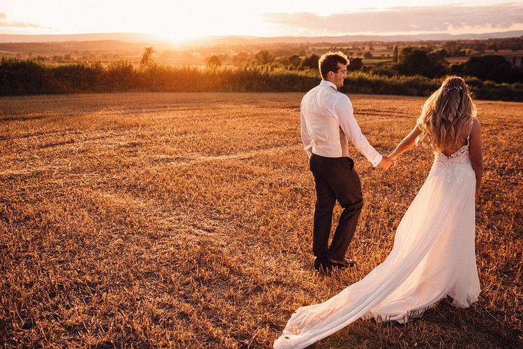 Donatella Piccarreta wedding dress