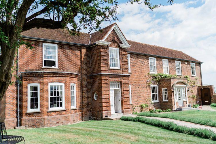 Downham Hall Country House Wedding Venue in Essex