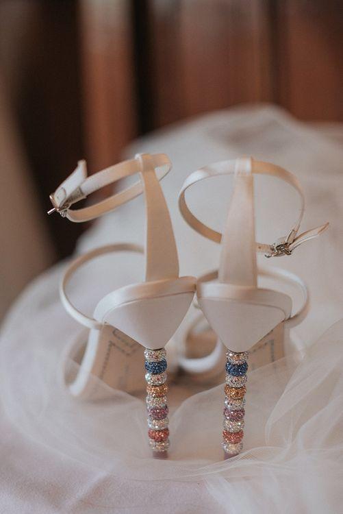 Sophie Webster Bride Shoes