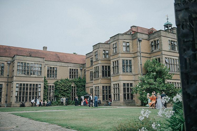 Fanhams Hall Wedding Venue in Hertfordshire