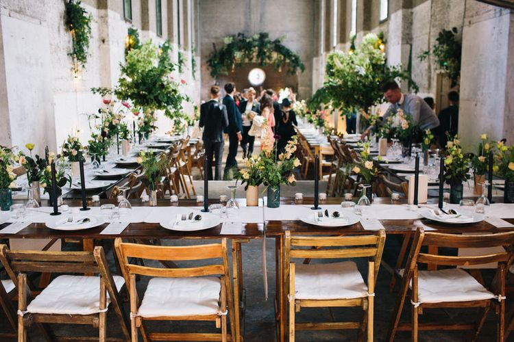 Dilston Grove London Wedding // Images From Robbins Photographic
