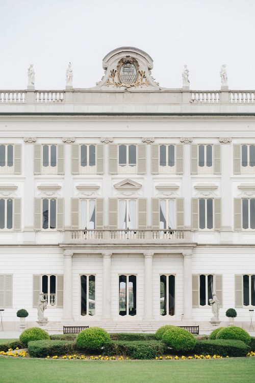 Glamorous, Roaring Twenties, Great Gatsby Inspired Wedding at Villa Borromeo  in Italy | Matrimoni all'Italiana Photography