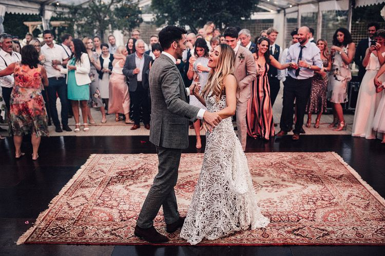 First Dance // Image By Samuel Docker Photography