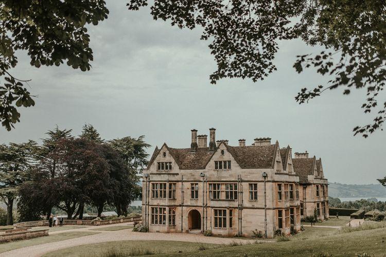 Coombe Lodge Somerset Wedding Venue