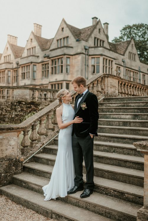 Halterneck Fit and Flare  Stella McCartney Wedding Dress