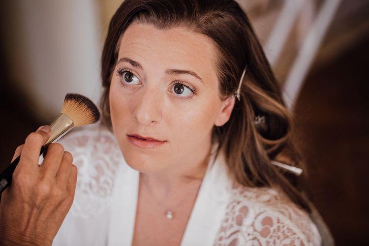 Bridal Preparations Bride Beauty