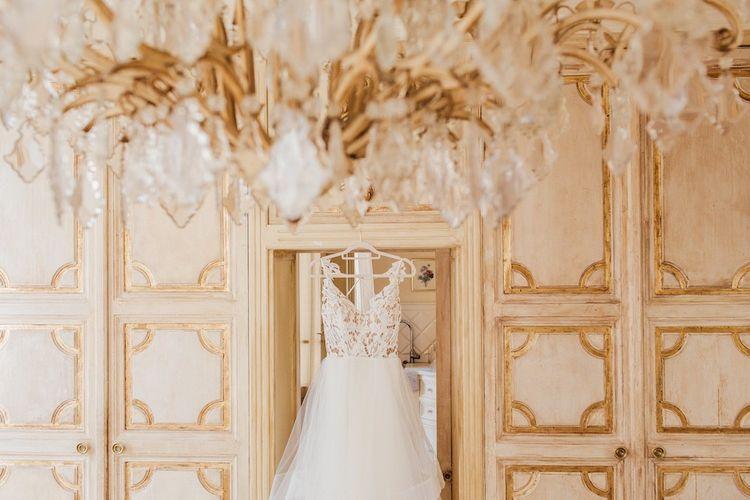 Wedding Dress Ready For Bride