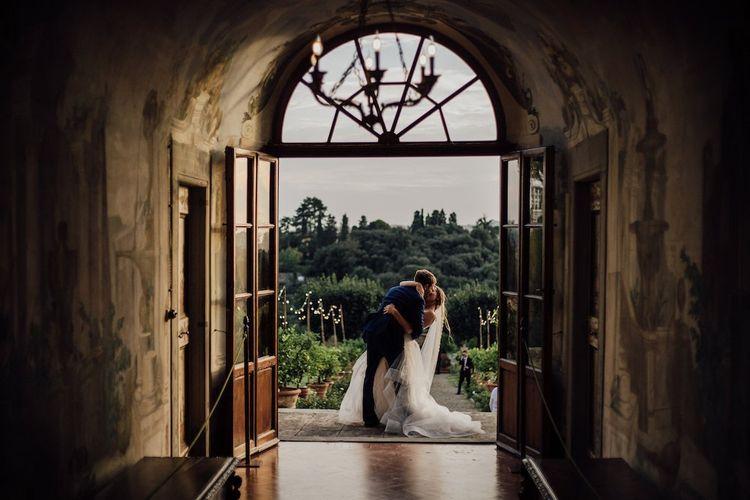 Beautiful Florence Villa Wedding Venue