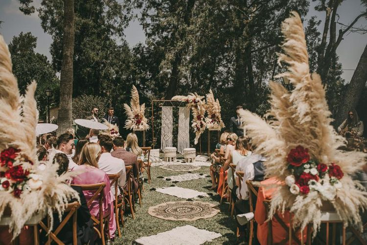 Wes Anderson Inspired Destination Wedding Planned & Styled By Paloma Cruz Events With Images From Pablo Laguia & Film By David Rodriquez