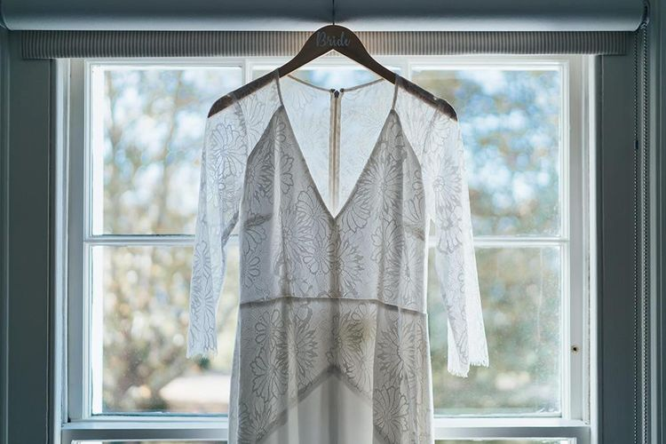 Elua Wedding Dress by Charlie Brear