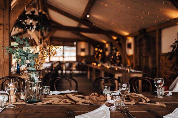 Cripps Barn wedding venue in Cotswolds