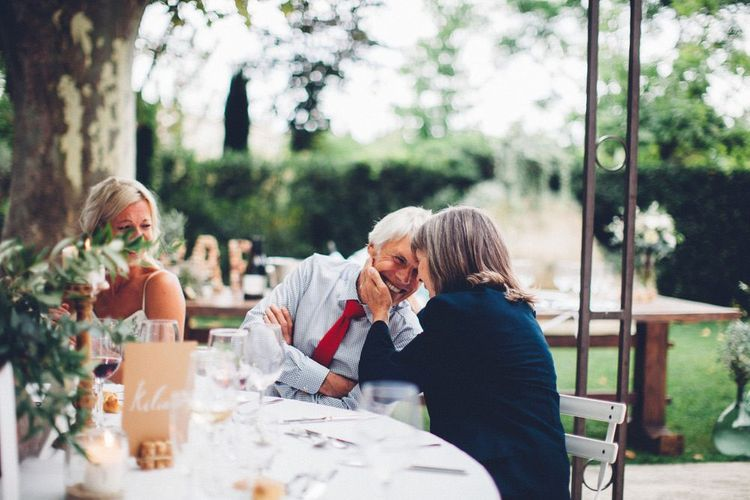 Wedding Guests | Outdoor Destination Wedding at Le Peit Hameau Wedding Venue Provence, South of France Planned by By Mademoiselle | Lovestruck Photography