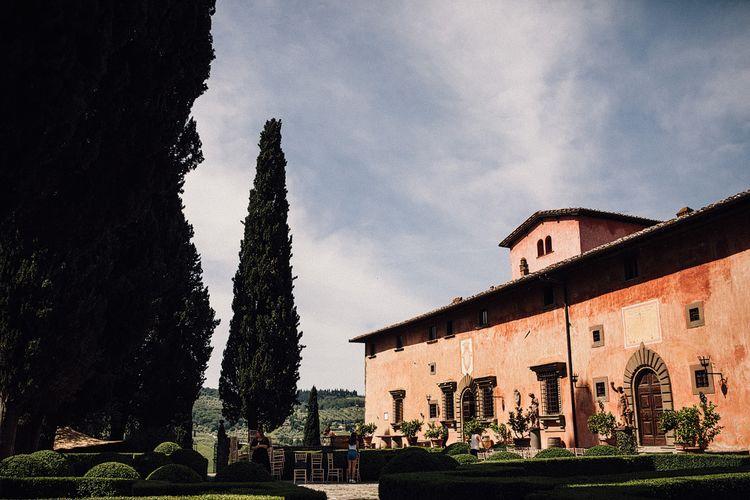 Stylish Tuscan Wedding at Vignamaggio Planned by The Wedding Boutique Italy | Samuel Docker Photography | Paul Vann Films