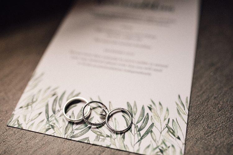 Wedding Bands | Stylish Tuscan Wedding at Vignamaggio Planned by The Wedding Boutique Italy | Samuel Docker Photography | Paul Vann Films