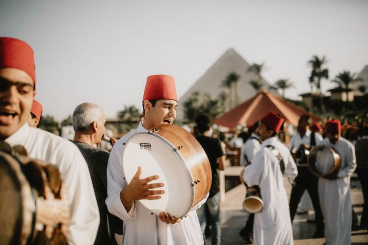 Weddign entertainment in Cairo