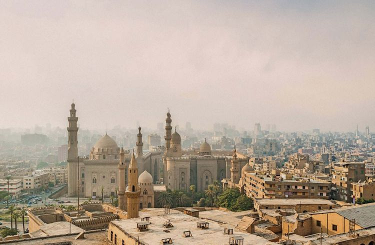 Egypt wedding in Cairo