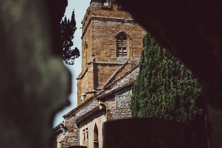 Intimate Church Wedding // The Vedrines Photography