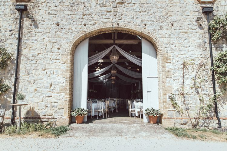 Longbourn Estate Barn // Images By The Vedrines