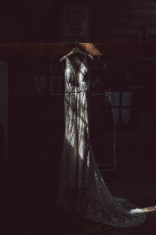 Galia Lahav Mermaid Style Wedding Dress // Images By The Vedrines