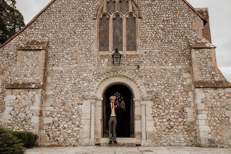 The Kennels At Goodwood Wedding // Image By Green Antlers Photography
