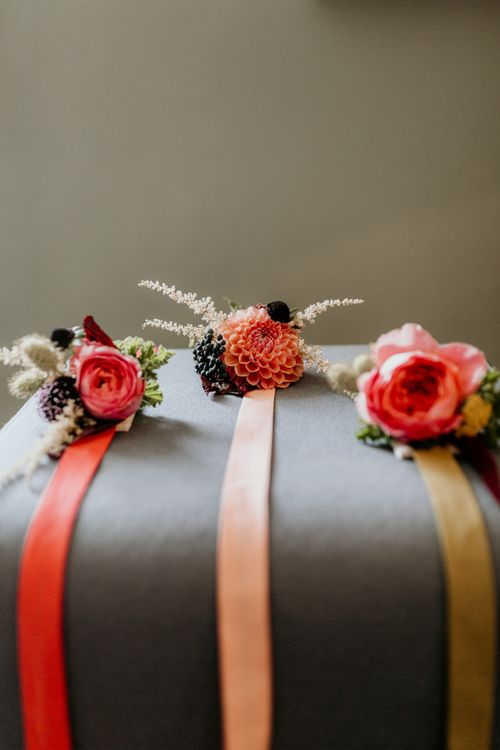 Wrist Corsages // Image By Green Antlers Photography