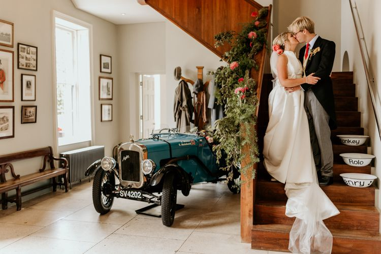 Bride In Jesus Peiro // Image By Green Antlers Photography