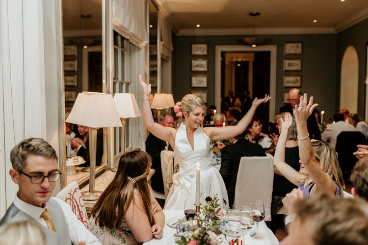Goodwood Wedding // Image By Green Antlers Photography