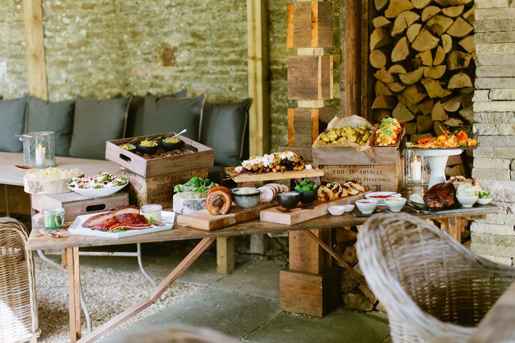 Grazing Tables | Grazing Boards | Food Platter | Wedding Catering | Stone Events at Aynhoe Park