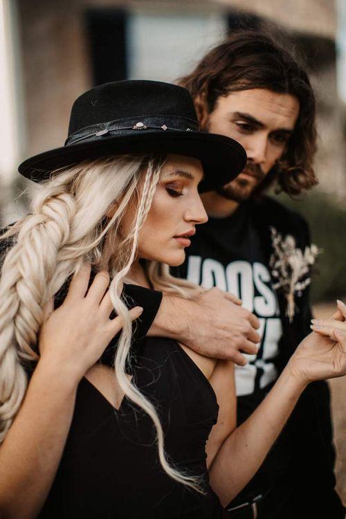 Bridal braid wedding hair ideas