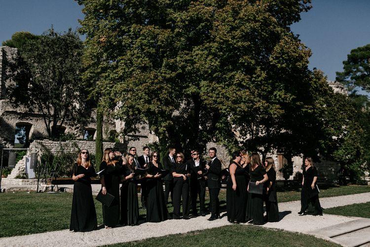 Choir Wedding Entertainment