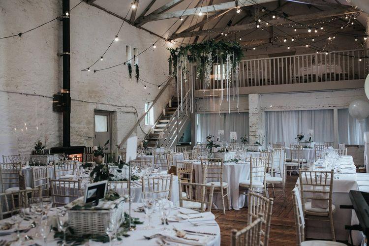 Contemporary barn wedding venue - Wyresdale Park, Scorton, Lancashire